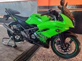 Ninja new 150RR 2013. Kondisi Istimewa
