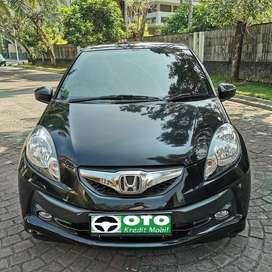 [DP15JT] Honda Brio E CKD matic 2015 murah bs kredit