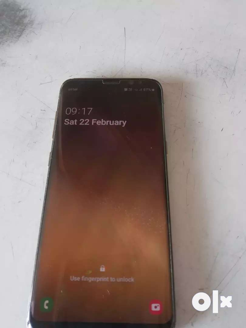 s8 @ 2018  complite set with box and bill 0