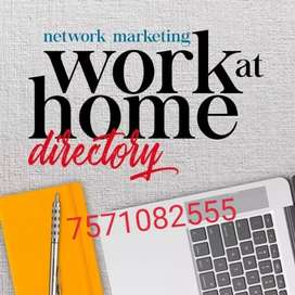 Home based part time job in data editing and formatting work from home