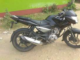 Pulsar 135 with all documents. Working condition