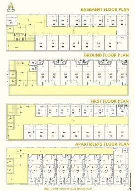 Shops for Sale Park Tower Lahore 3 Years Easy Payment Plan, New Lahore