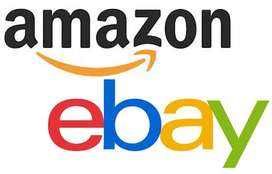 ebay & Amazon Listers/ Account Manager Required