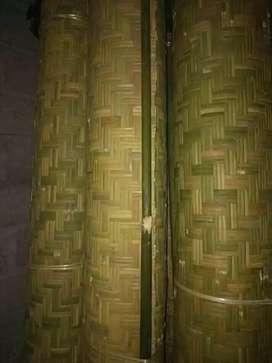 Supleyer bedeg bambu kulit