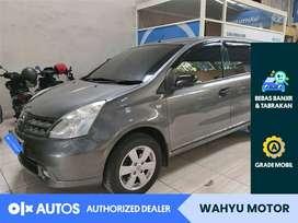 [OLXAutos] Nissan Grand Livina 2009 1.5 XV M/T Abu-abu #Wahyu Motor