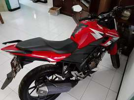 Honda CB150R streetfire 2017 Spesial Edition Racing Red