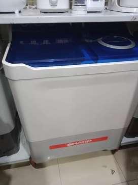 Mesin cuci Sharp Type Est1290