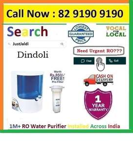 Dindoli Dolphin RO Water Filter Water Purifier  Cash On Delivery. Free
