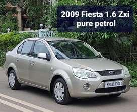 Ford Fiesta ZXi 1.6, 2009, Petrol