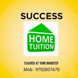 HOME TUITIONS(Sci, Maths) FOR 10th CBSE