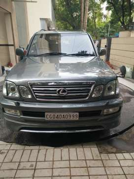 Lexus Others, 2004, Diesel