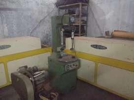 Mesin Sepatu Mini Conveyor Heating, Gauge Marking, Compressor 2pk 2 pk