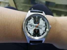 Seiko Chronograph Water Risist 50M