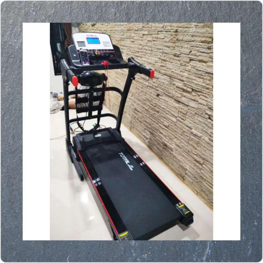 Treadmill Elektrik Auto Incline Fitur Lengkap Harga Promo Bisa COD
