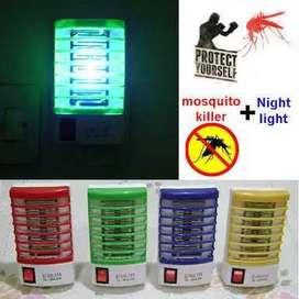 Lampu Anti Nyamuk Perangkap Nyamuk