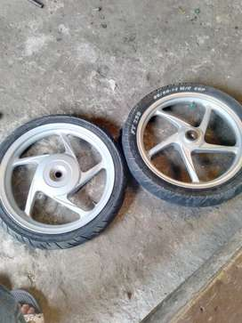 Velg Honda Beat 110 Vario spacy scoopy