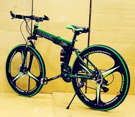 Brand New Imported Land Rover Folding Cycle