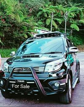 Daihatsu Terios R Adventure Full Modif Variasi Jiwa Muda Tukar Tambah