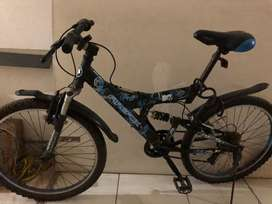 FIREFOX 6 geared cycle