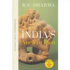 India's Ancient Past by R S Sharma