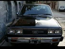 Toyota corona start on cng petrol in good condition