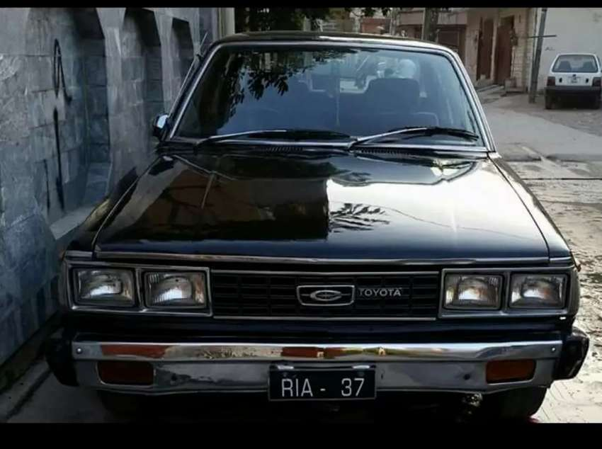 Toyota corona start on cng petrol in good condition 0