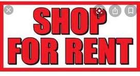Big shop for rent