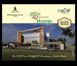 The first and biggest township in Berhampur with all amenities