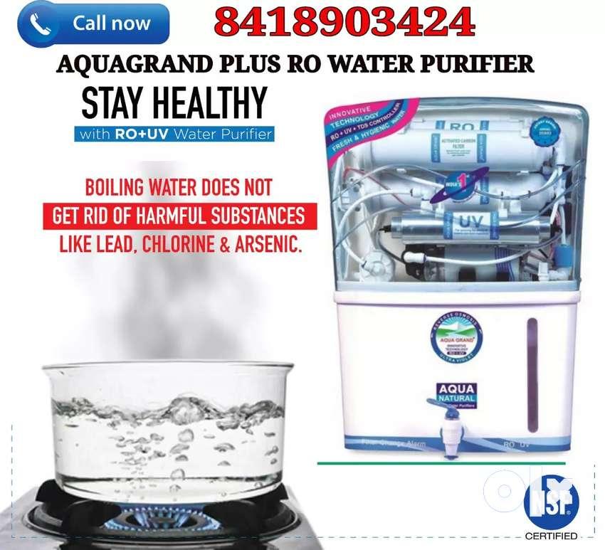 AQUA GRAND PLUS RO UV+UF+TDS WATER PURIFIER 0