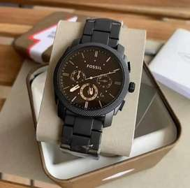 Fossil chain watch CASH ON DELIVERY Price negotiable hurry
