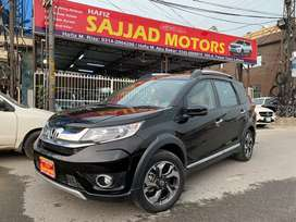 Honda BR-V Package S Reg 2018 100% Total Genuine