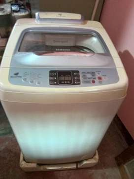 Completely unused automatic Samsung washing