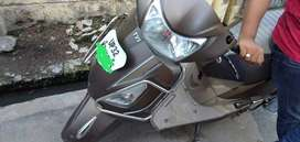 Jupiter scooter brown colour limited adition in a good condition