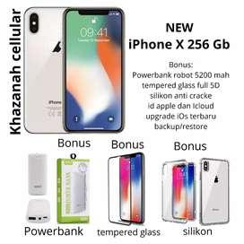 PROMO 22 !! NEW IPHONE X 256 GB
