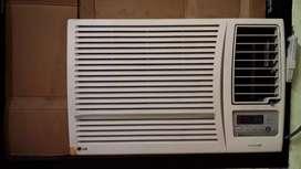 LG 1 ton window AC
