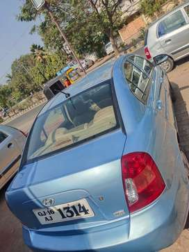 Hyundai Verna 2008 Diesel Good Condition