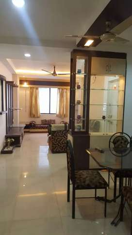 2 bhk fully furnished rented flat at dharampeth