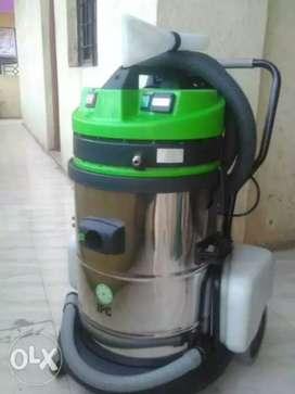 IPC New Garage Heavy duty Car, Sofa & Carpet Cleaning Machine.