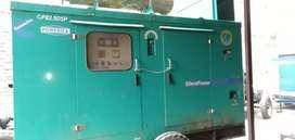 82 kva and 125 kva generator