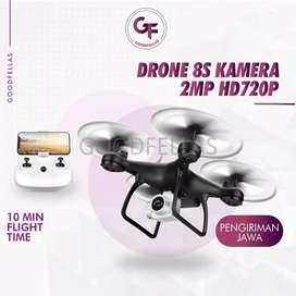 SR Drone TXD 8S 4 Baling dan Kamera 2MP