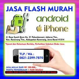 Jasa Flash HP Murah