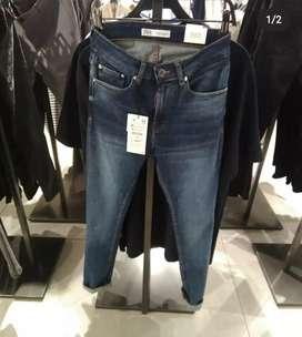 Zara slim fit ukuran 31