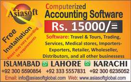 Software Accounts Solution