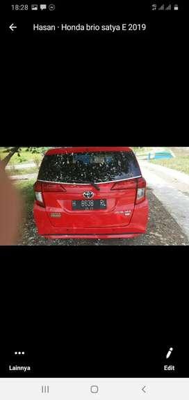 Toyota calya E 2018