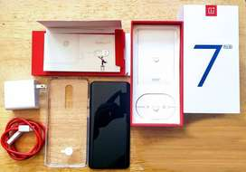 One plus 7 pro model is available with us in good condition with all a