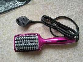 BaByliss HSB100E Hair straightening Brush