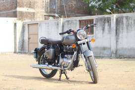 Royal Enfield Gun Metal 350cC Vip no. 7