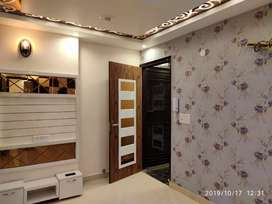 2 bhk front side balcony 25 fit road luxury flat