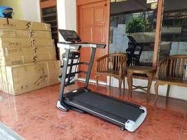 fitnes treadmill elektrik Istimewa genova IGF06