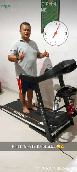 Treadmill hokaido 4f